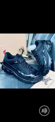 Black Burberry Sneakers   Shoes for sale in Lagos State, Lagos Island