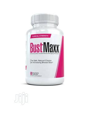 Bustmaxx Bust Maxx Natural Breast Enlargement Supplement 60cap   Sexual Wellness for sale in Lagos State, Ilupeju