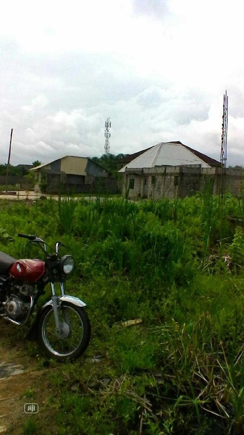 Plot of Land for Sale at Olorunlabe, Awoyaya,After Ajah