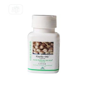 Green World Garlic Oil Capsule | Vitamins & Supplements for sale in Abuja (FCT) State, Wuse 2