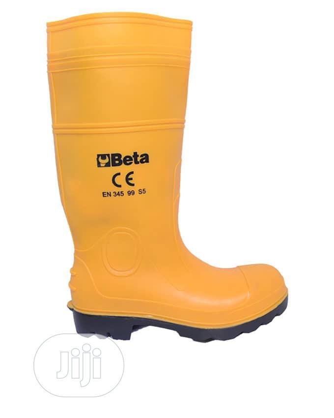 Safety Rain Boot