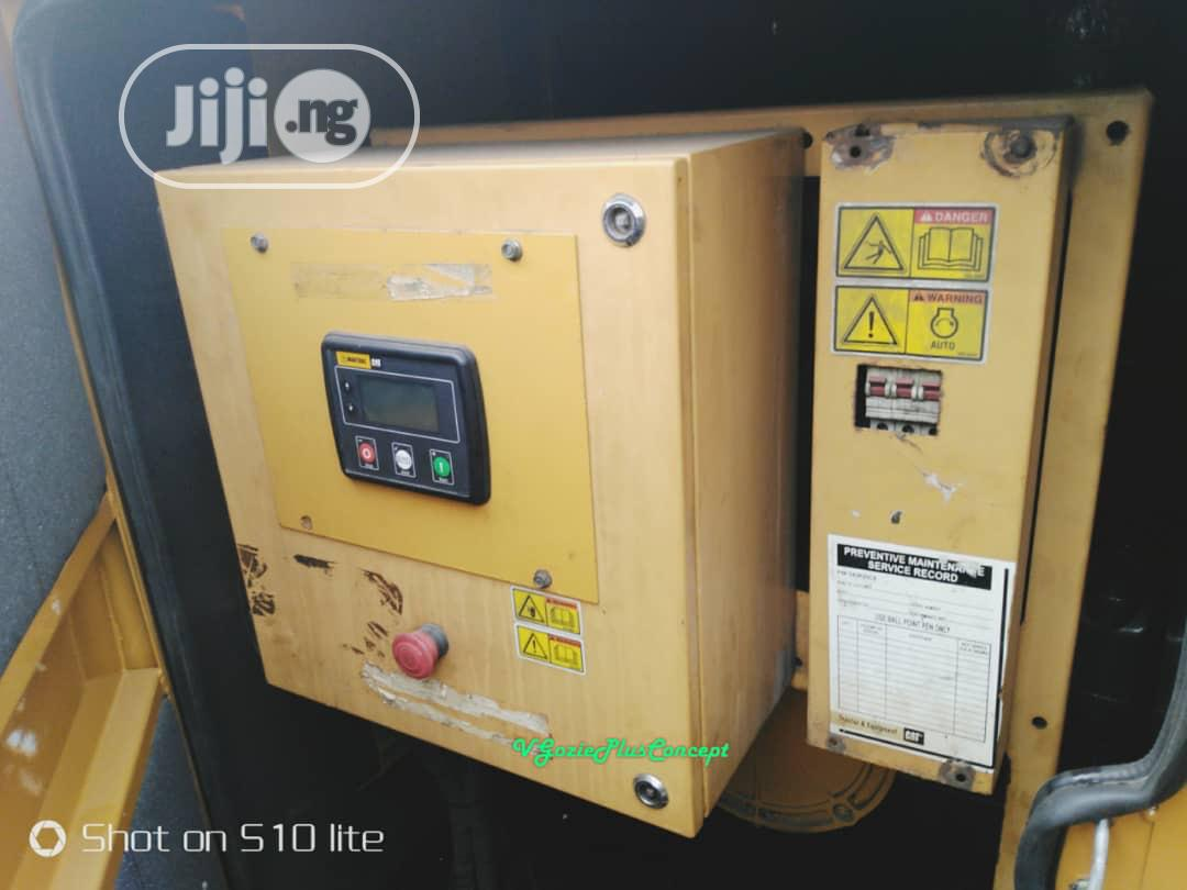 Used 33kva Mantrac Caterpillar Diesel Soundproof Generator