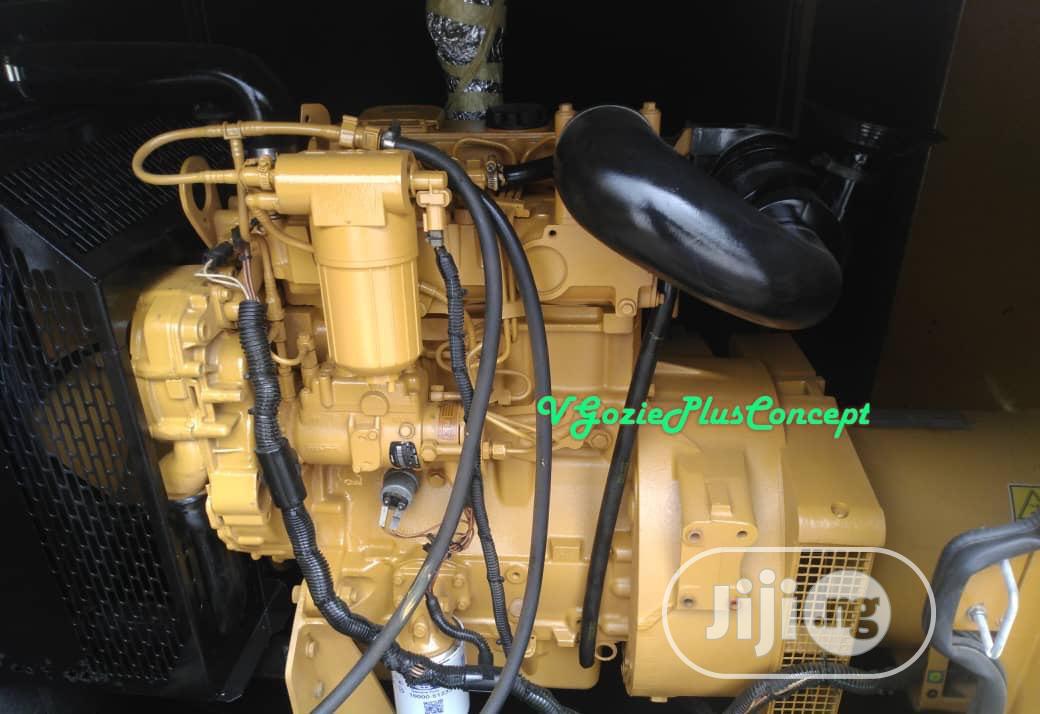 Used 33kva Mantrac Caterpillar Diesel Soundproof Generator | Electrical Equipment for sale in Ikeja, Lagos State, Nigeria