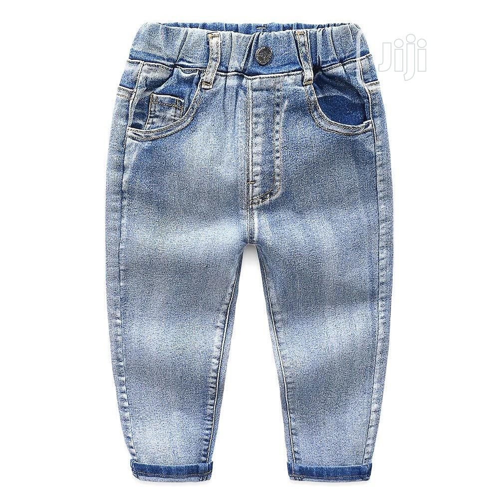 Archive: Stone Washed Jeans