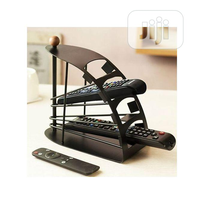 Remote Control Organizer Stand Holder | Accessories & Supplies for Electronics for sale in Lagos Island, Lagos State, Nigeria