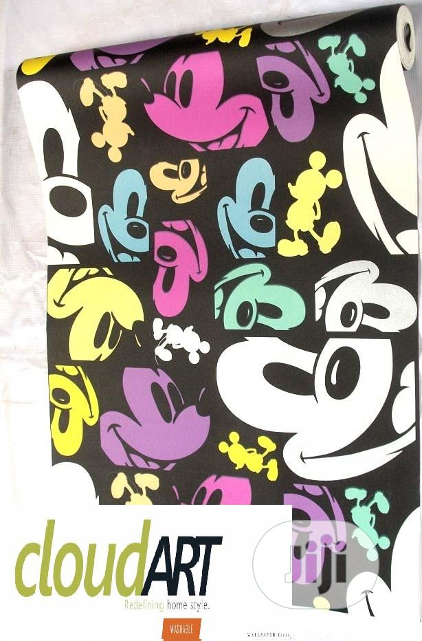 Wallpaper for Children Room Deco