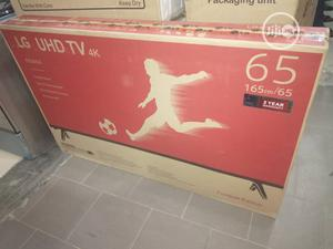 LG 65 Inches Tv Smart With 2 Yrs Warranty Made in Korea | TV & DVD Equipment for sale in Lagos State, Lekki