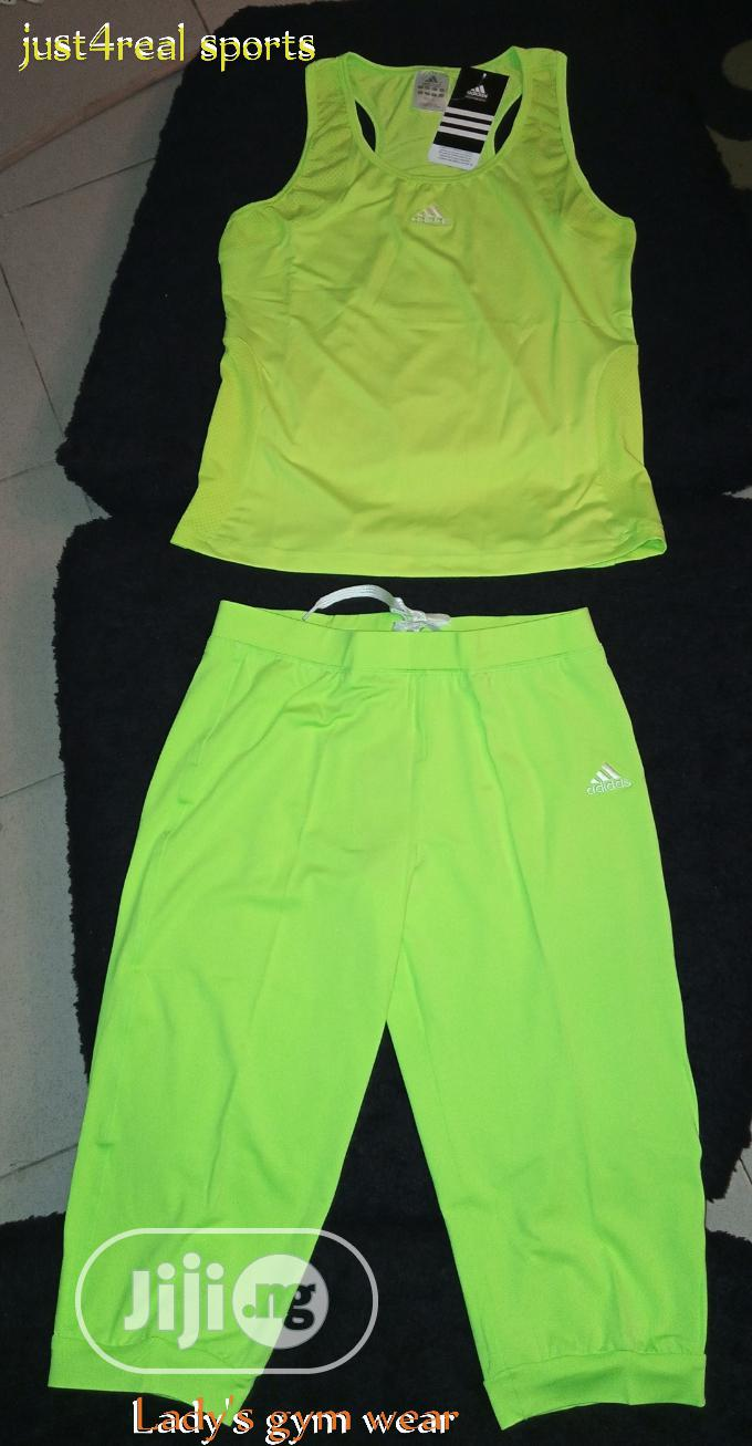 Sports/Gym Wear