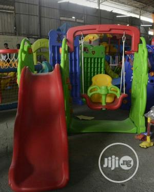 Children Swing And Slide | Sports Equipment for sale in Lagos State, Ikeja