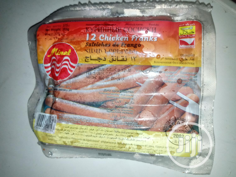 Frozen Hot Dog