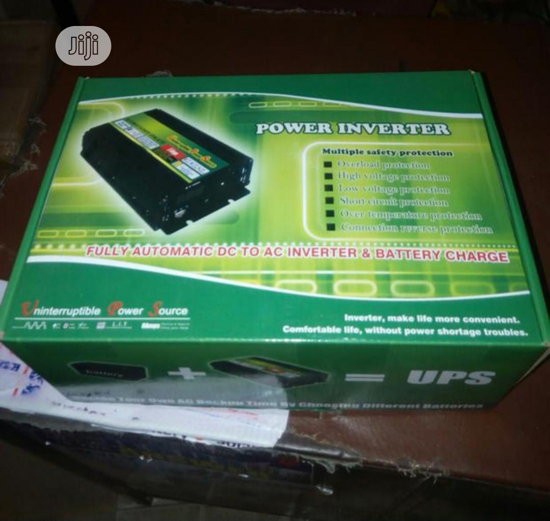 Power Inverter 1000va 12v