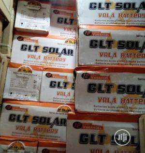 GLT 200ah 12v Deep Cycle Battery   Solar Energy for sale in Lagos State, Ojo