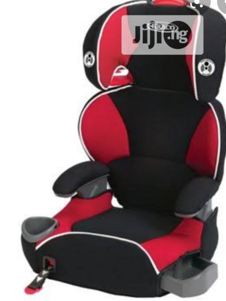 Toddler Car Booster Seat