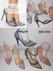 Beautiful High Quality Ladies Classic Designers Shoe | Shoes for sale in Delta State, Isoko