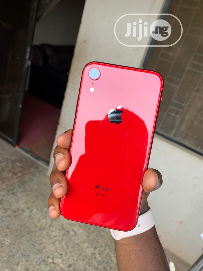 Apple iPhone XR 64 GB Red | Mobile Phones for sale in Ikeja, Lagos State, Nigeria