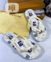 Louis Vuitton Designer Flip Flops | Shoes for sale in Lagos State, Magodo