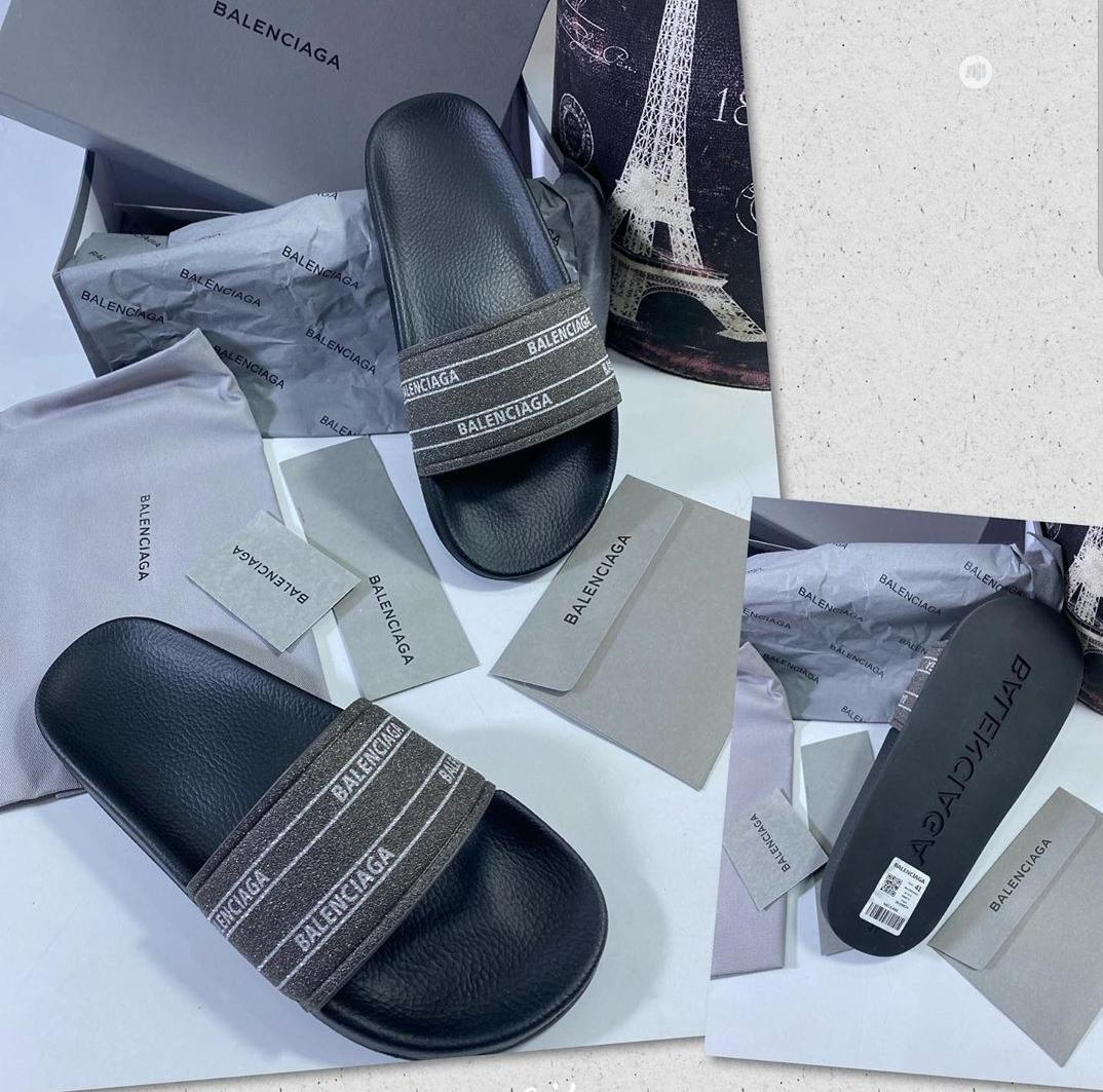 High Quality Balenciaga Designer Slides | Shoes for sale in Magodo, Lagos State, Nigeria