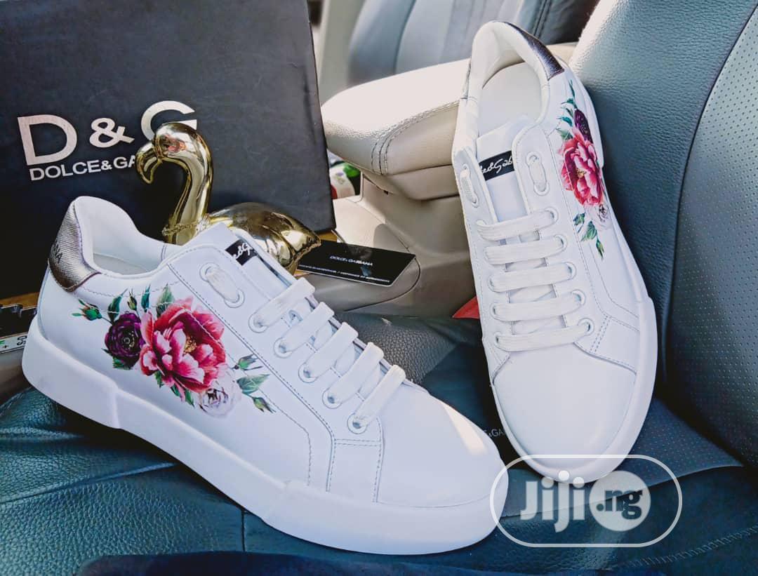 D G Sneakers Designs