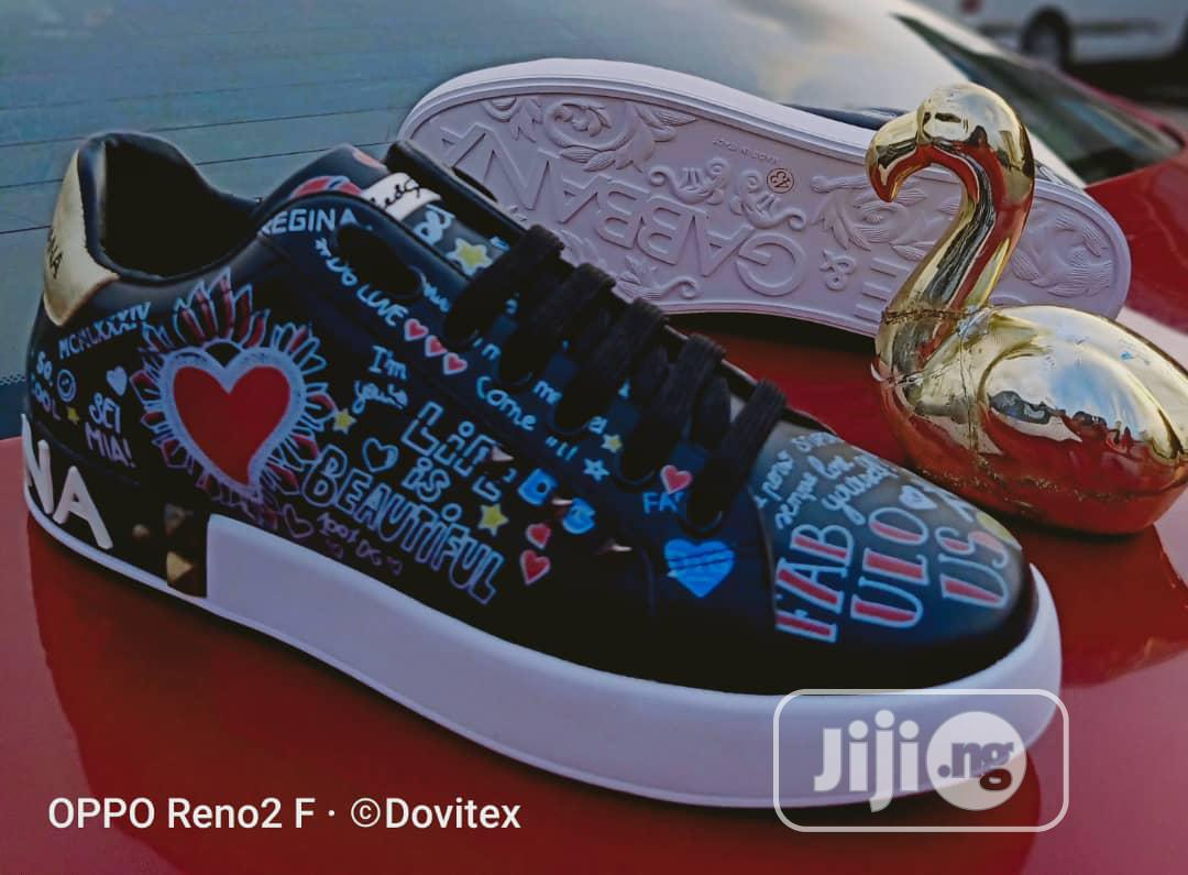 D G Sneakers Designs   Shoes for sale in Lagos Island (Eko), Lagos State, Nigeria