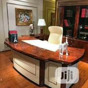 Higher Quality Office Table With File Cabinet | Furniture for sale in Lagos State, Lekki Phase 1
