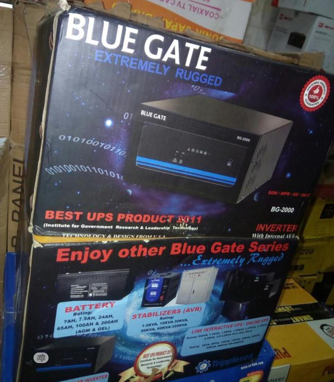 Bluegate Power Inverter 2kva 24v