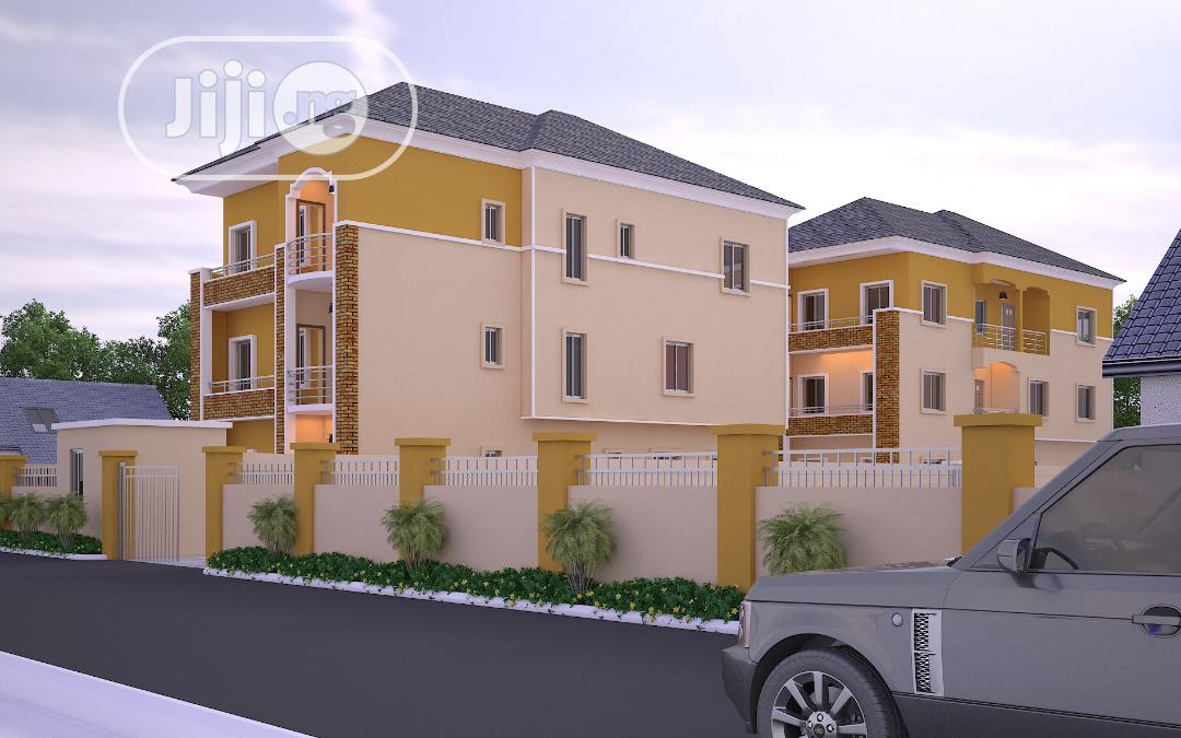 Brand New And Tastefully Finished 5/6-bedroom House With Bq