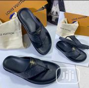 High Quality Louis Vuitton Designer Slippers | Shoes for sale in Lagos State, Magodo