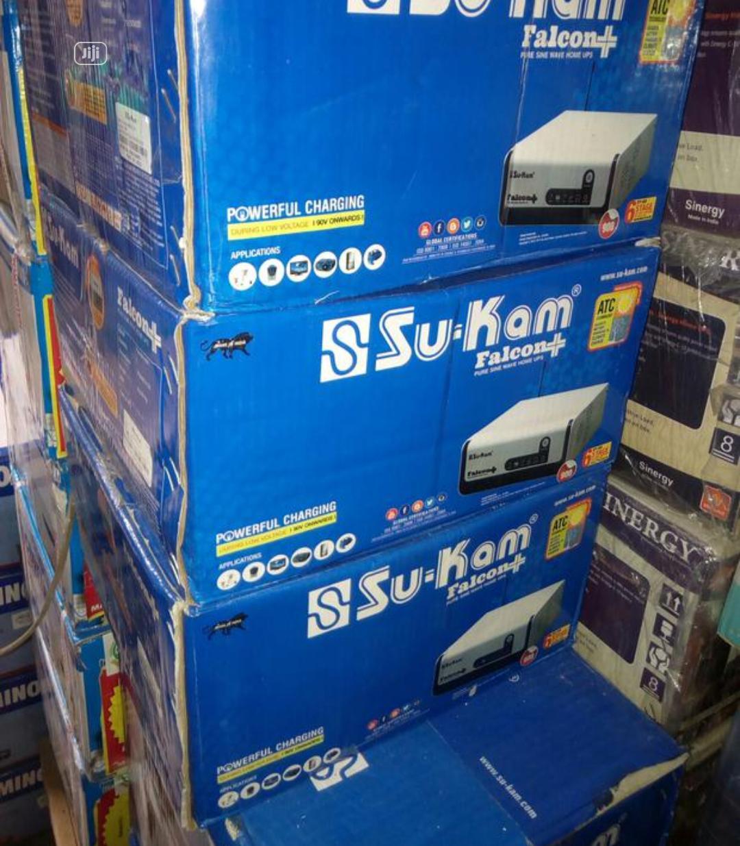 Su_kam Power Inverter 900va 12v
