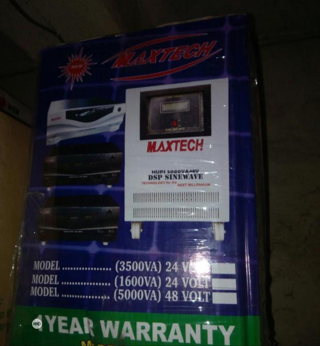 Maxtech 3.5kva 48v Inverter