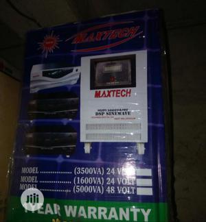 Maxtech 3.5kva 48v Inverter   Solar Energy for sale in Lagos State, Ojo