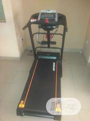 2.5hp De Young Trademill With Mp3,Waist Trainer,Dumbells and Massager | Sports Equipment for sale in Lagos State, Surulere