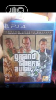 GTA 5 Cd for Ps4 | Video Games for sale in Lagos State, Ikeja