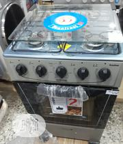 Scanfrost 4burner Cooking Gas 50×50 | Kitchen Appliances for sale in Lagos State, Lagos Island