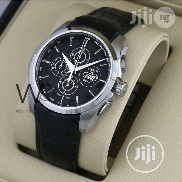 Exclusive Tissot Wristwatch Now Available In Store