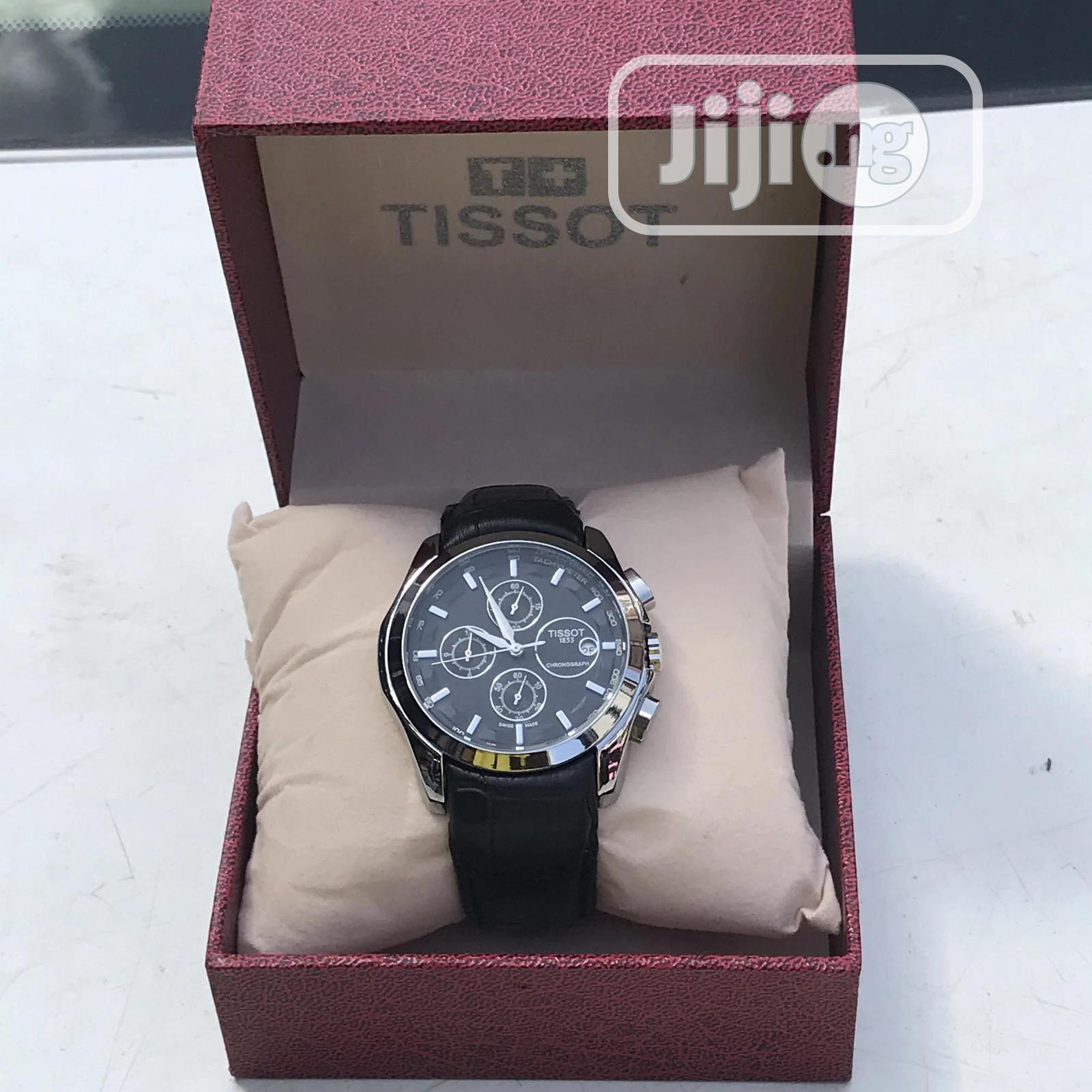 Exclusive Tissot Wristwatch Now Available In Store | Watches for sale in Lagos Island, Lagos State, Nigeria
