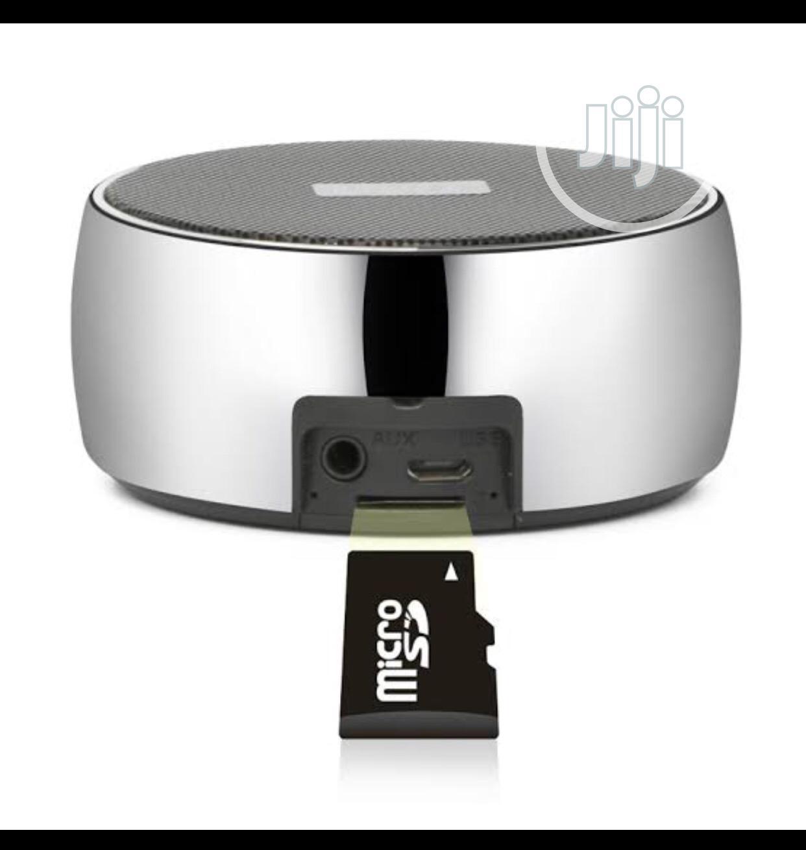 Techdeal Simplicity BS01 Metal Smart SD Wireless Bluetooth Speaker   Audio & Music Equipment for sale in Ikeja, Lagos State, Nigeria