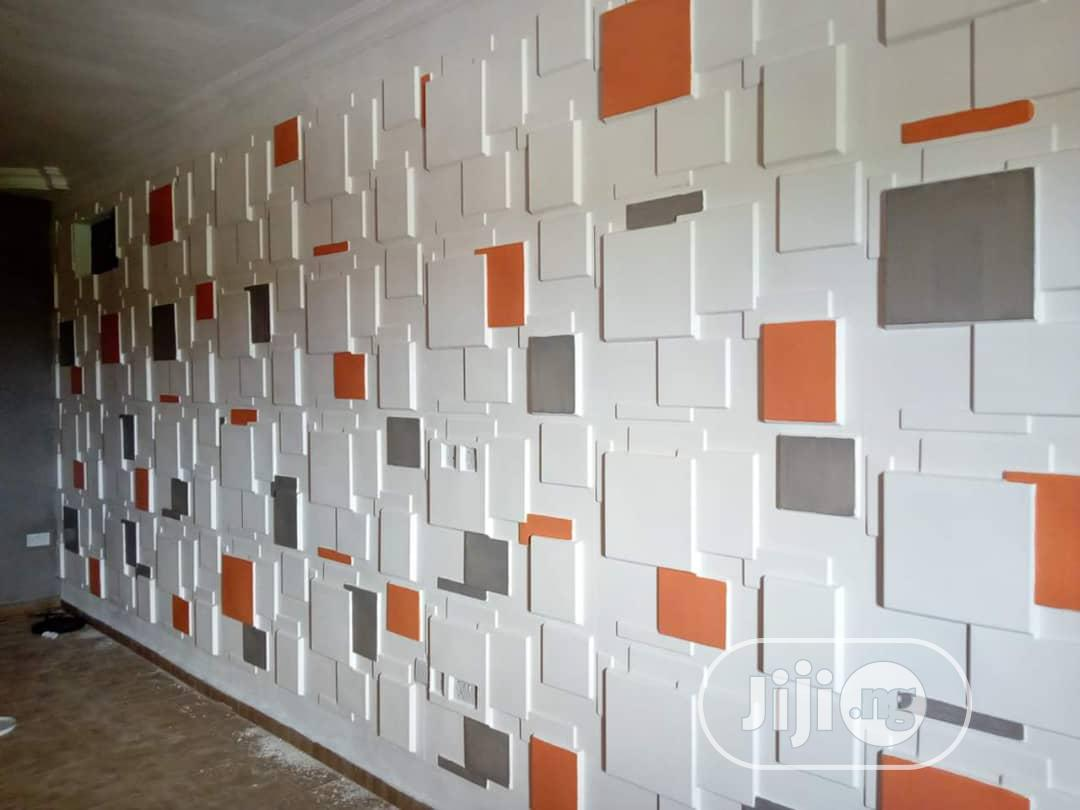 Archive: 3D Wall Panels