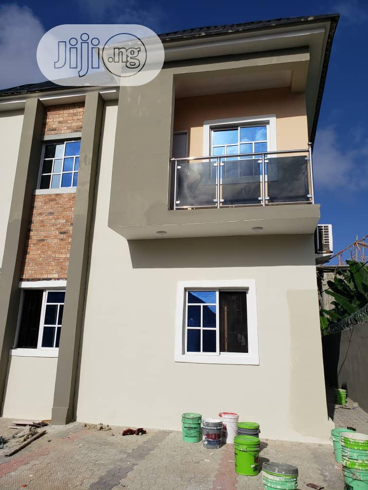 New 2-Bedroom Flat for Rent in SILVERLAND Estate, Sangotedo at N700K