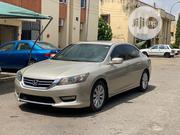 Honda Accord 2014 Gold | Cars for sale in Abuja (FCT) State, Central Business Dis