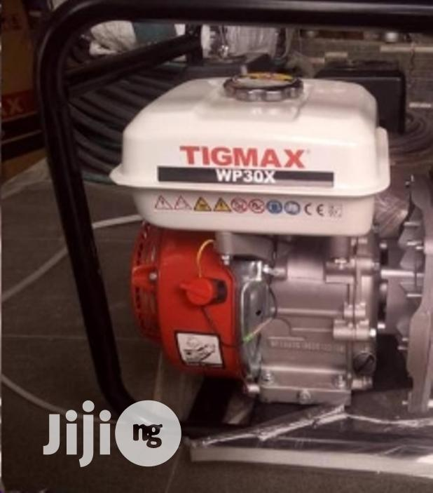 Tigmax 3 Inch Water Pumping Machine | Manufacturing Equipment for sale in Amuwo-Odofin, Lagos State, Nigeria