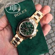 Rolex (DAYTONA) Chronograph Gold Chain Watch | Watches for sale in Lagos State, Lagos Island