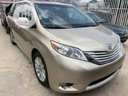 Toyota Sienna 2011 Limited 7 Passenger Gold | Cars for sale in Lagos State, Oshodi-Isolo