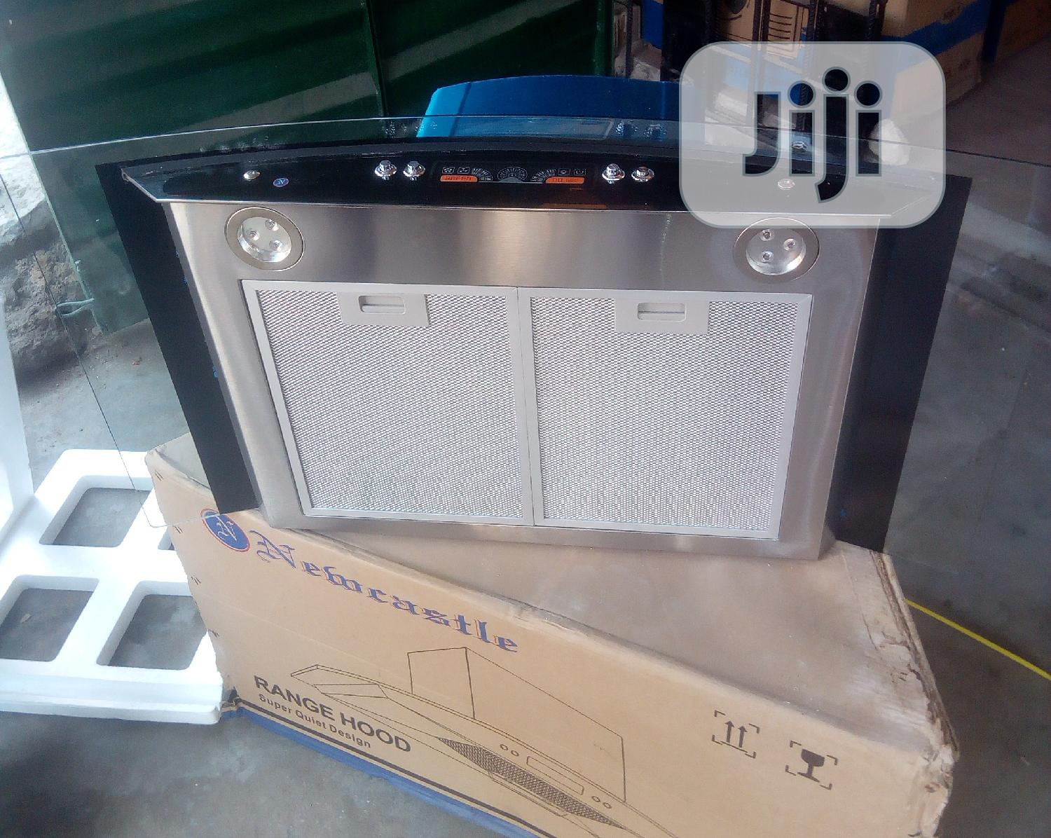 Newcastle Cooker(Range) Hood | Kitchen Appliances for sale in Ojo, Lagos State, Nigeria