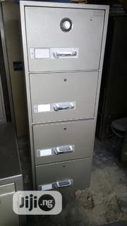 Brand New Imported Fire 🔥 Proof Safe With Security Numbers And Key's | Safety Equipment for sale in Lagos State, Victoria Island