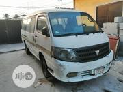 Foton View 2012 White Nigeria Used Bus | Buses & Microbuses for sale in Rivers State, Port-Harcourt
