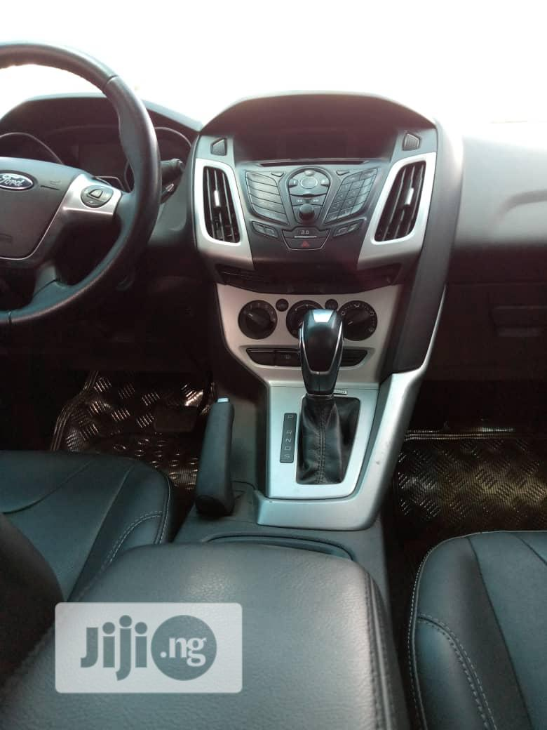 Ford Focus 2014 Gray   Cars for sale in Garki 2, Abuja (FCT) State, Nigeria