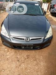 Honda Accord 2007 Sedan EX-L Gray | Cars for sale in Abuja (FCT) State, Garki 2