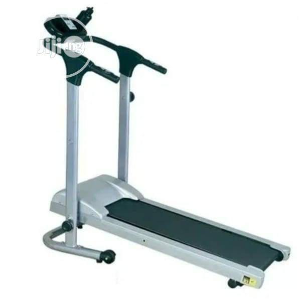 Standard Magnetic Manual Treadmill