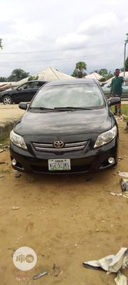 Toyota Corolla 2010 Black | Cars for sale in Akwa Ibom State, Uyo