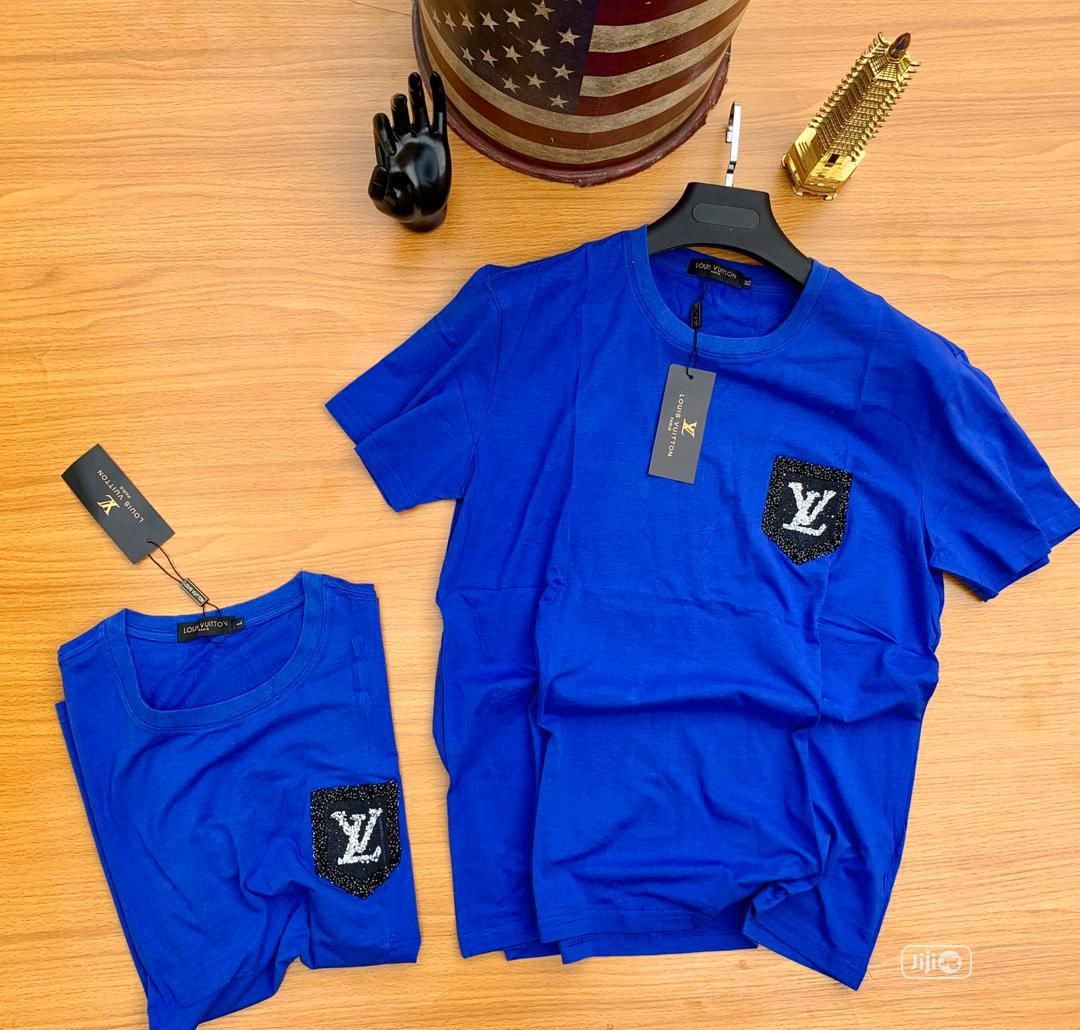 Authentuc LV T-Shirts | Clothing for sale in Alimosho, Lagos State, Nigeria